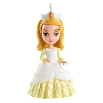 """Sofia the First PRINCESS AMBER (Tea Party) 3"""" Doll"""