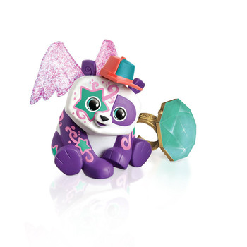 Animal Jam Best Dressed TWINKLE PANDA with Light-Up Ring