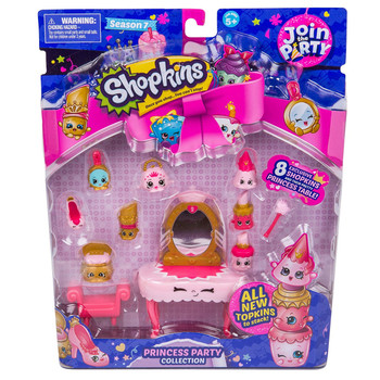 Shopkins Join the Party PRINCESS PARTY Collection