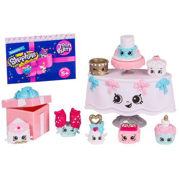Shopkins Join the Party WEDDING PARTY Collection