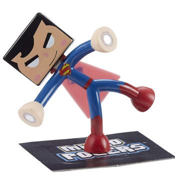 DC Comics Justice League Micro Pozers SUPERMAN Figure