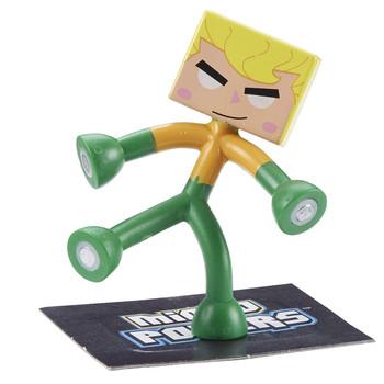 DC Comics Justice League Micro Pozers AQUAMAN Figure