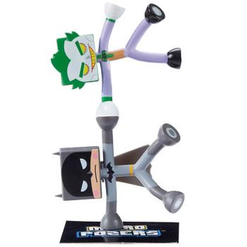DC Comics Justice League Micro Pozers BATMAN & THE JOKER Figure 2-Pack