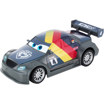 Disney Pixar Cars 1:43 Scale Power Turners MAX SCHNELL Pullback Vehicle