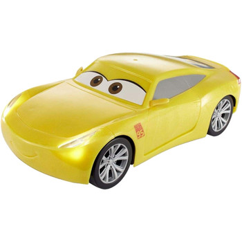 Disney Pixar Cars 3: MOVIE MOVES CRUZ RAMIREZ Interactive Vehicle