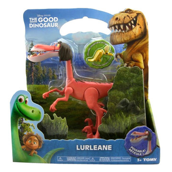 Disney Pixar The Good Dinosaur LURLEANE Large Poseable Raptor Figure