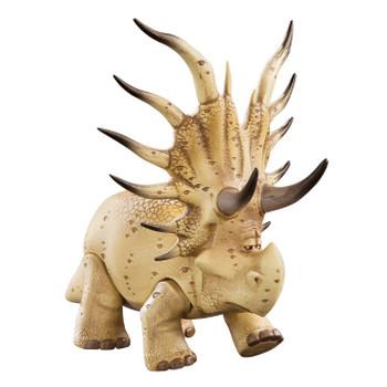 Disney Pixar The Good Dinosaur FORREST WOODBUSH Large Poseable Styracosaurus Figure