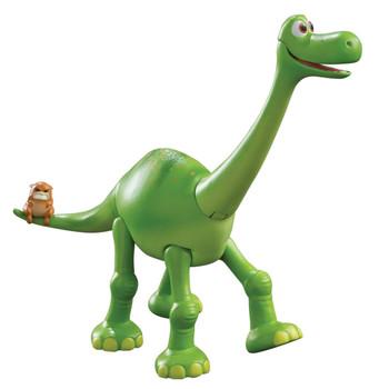 Disney Pixar The Good Dinosaur ARLO Large Poseable Apatosaurus Figure