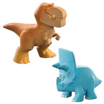Disney Pixar The Good Dinosaur BUTCH & MARY ALICE Mini Figures