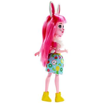 Enchantimals BREE BUNNY Doll & TWIST Animal Friend