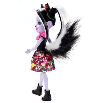 Enchantimals SAGE SKUNK Doll & CAPER Animal Friend