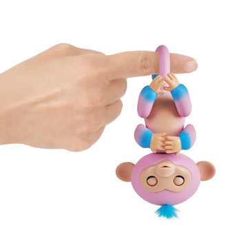 Fingerlings 2Tone Baby Monkey CANDI Interactive Pet