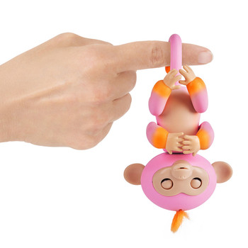 Fingerlings 2Tone Baby Monkey SUMMER Interactive Pet