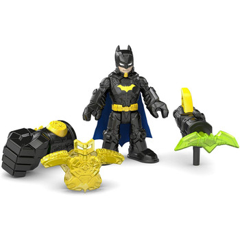 Imaginext DC Super Friends THUNDER PUNCH BATMAN Action Figure