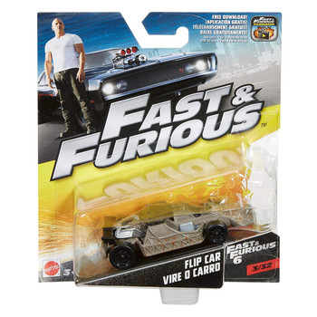 Fast & Furious FLIP CAR 1:55 Scale Die-Cast Vehicle