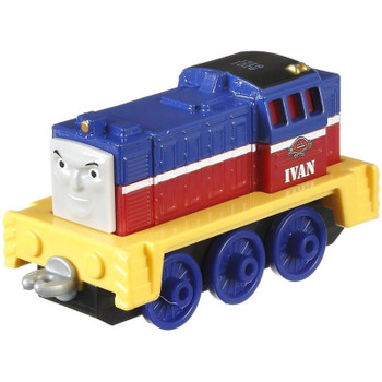 Thomas & Friends Adventures RACING IVAN Die-Cast Engine