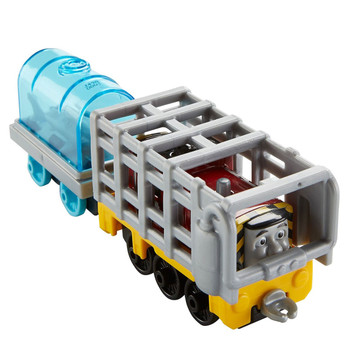 Thomas & Friends Adventures SHARK ESCAPE SALTY Talking Die-Cast Engine