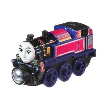 Thomas & Friends Take-n-Play ASHIMA Die-Cast Engine