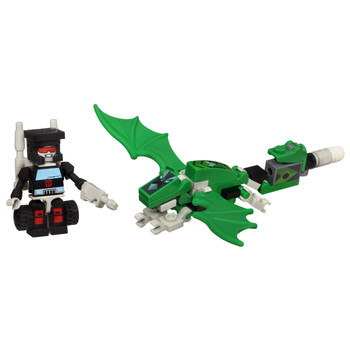 Kre-O Transformers Beast Hunters DRAGON ASSAULT Construction Set