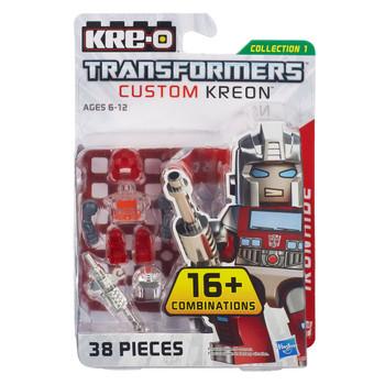 Kre-O Transformers Custom Kreon IRONHIDE Buildable Mini Figure