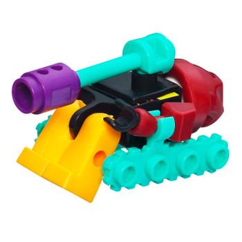 Kre-O Transformers Micro-Changers Kreon DECEPTICON BLUDGEON Buildable Mini Figure