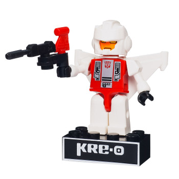Kre-O Transformers Micro-Changers Kreon QUICKSLINGER Buildable Mini Figure