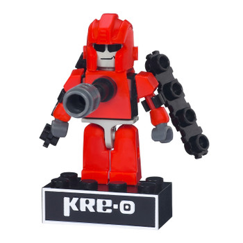 Kre-O Transformers Micro-Changers Kreon WARPATH Buildable Mini Figure
