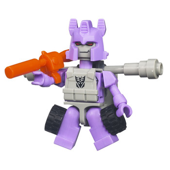 Kre-O Transformers Micro-Changers Kreon GALVATRON Buildable Mini Figure