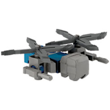 Kre-O Transformers Micro-Changers Kreon HIGHBROW Buildable Mini Figure