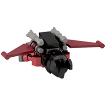 Kre-O Transformers Micro-Changers Kreon MISFIRE Buildable Mini Figure