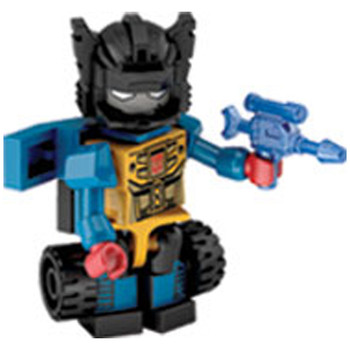 Kre-O Transformers Micro-Changers Kreon NIGHTBEAT Buildable Mini Figure