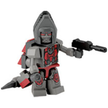 Kre-O Transformers Micro-Changers Kreon SILVERSNOUT Buildable Mini Figure