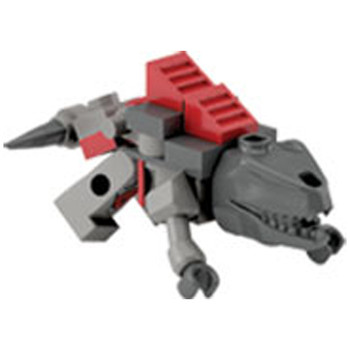 Kre-O Transformers Micro-Changers Kreon SILVERSNOUT Buildable Mini Figure