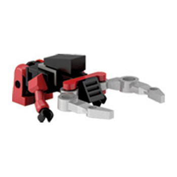 Kre-O Transformers Micro-Changers Kreon SKRAPNEL Buildable Mini Figure