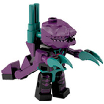 Kre-O Transformers Micro-Changers Kreon TRYPTICON Buildable Mini Figure