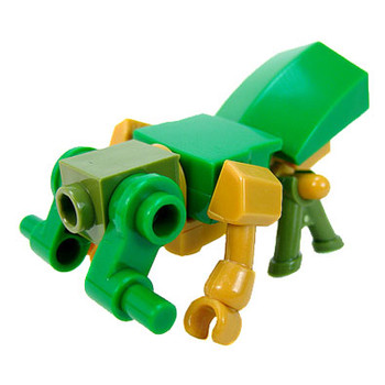 Kre-O Transformers Micro-Changers Kreon BARRAGE Buildable Mini Figure