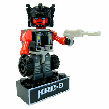 Kre-O Transformers Micro-Changers Kreon BRAKE-NECK Buildable Mini Figure