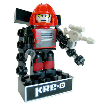 Kre-O Transformers Micro-Changers Kreon ICEBERG Buildable Mini Figure