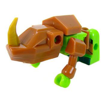 Kre-O Transformers Micro-Changers Kreon RHINOX Buildable Mini Figure