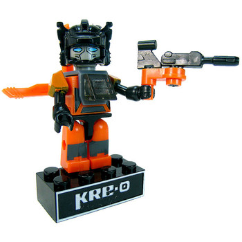 Kre-O Transformers Micro-Changers Kreon SANDSTORM Buildable Mini Figure