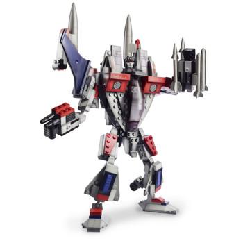 Kre-O Transformers STARSCREAM Construction Set
