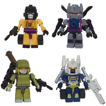 Kre-O Transformers Micro-Changers Combiners DECEPTICON BRUTICUS Construction Set