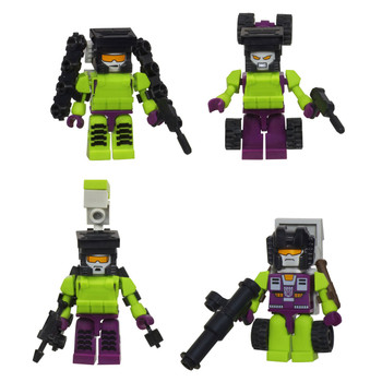 Kre-O Transformers Micro-Changers Combiners CONSTRUCTICON DEVASTATOR Construction Set