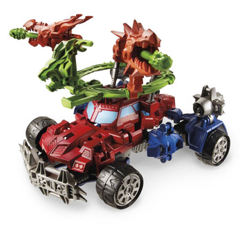 Transformers Beast Hunters Construct-Bots Elite Class OPTIMUS PRIME Buildable Action Figure