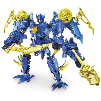 Transformers Beast Hunters Construct-Bots Elite Class SKYSTALKER Buildable Action Figure