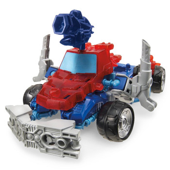 Transformers Construct-Bots Elite Class OPTIMUS PRIME Buildable Action Figure
