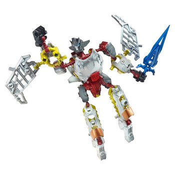 Transformers Construct-Bots Scout Class SILVERBOLT Buildable Action Figure