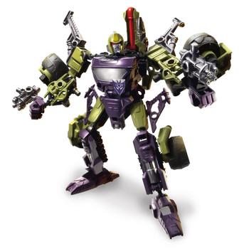 Transformers Construct-Bots Triple Changer Class BLITZWING Buildable Action Figure