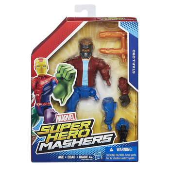 Marvel Avengers Super Hero Mashers STAR-LORD Action Figure