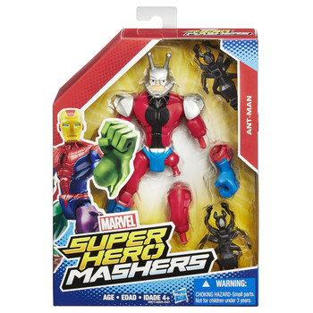 Marvel Avengers Super Hero Mashers ANT-MAN Action Figure